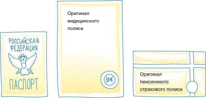 документы для приема в дом престарелых
