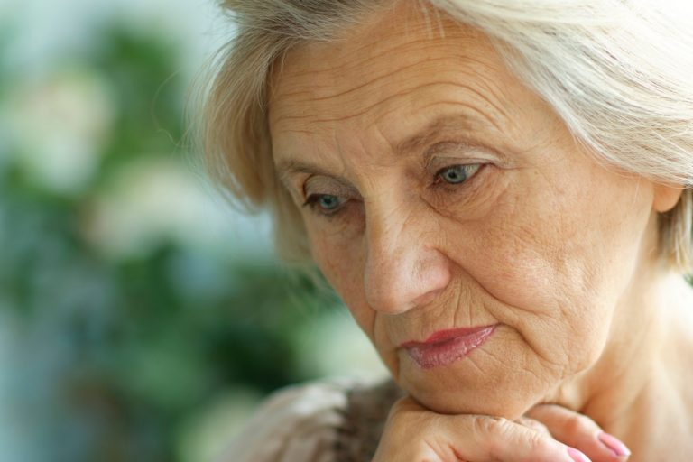 старчесская деменция