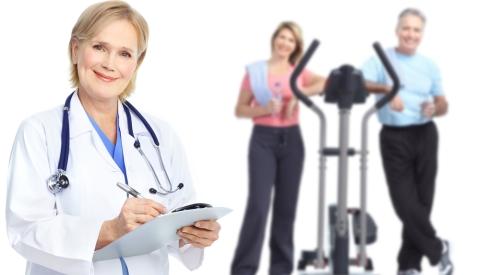 упражнения при диабете