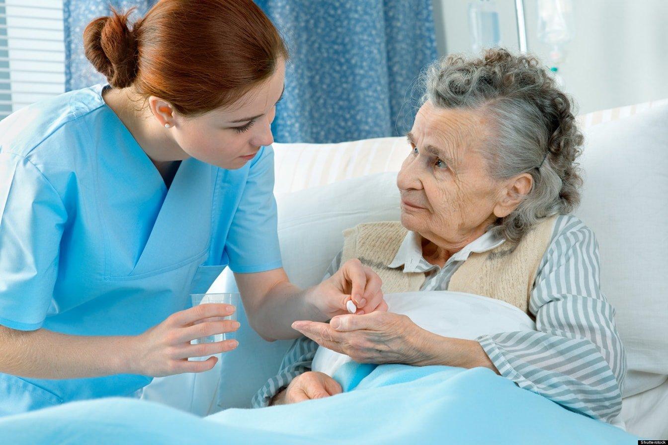 услуги для лежачих больных