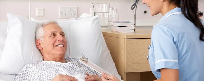 санаторий для тяжелобольных
