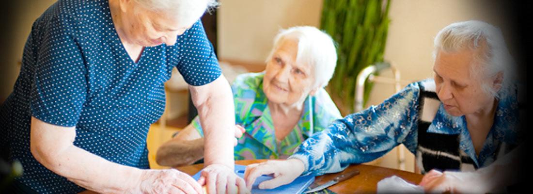 досуг пожилых
