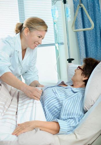 услуги для тяжелобольных